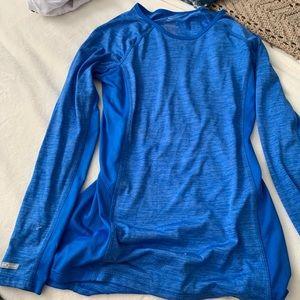 Long sleeve workout shirt